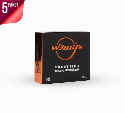 Wiltlife Detox 5´li Paket